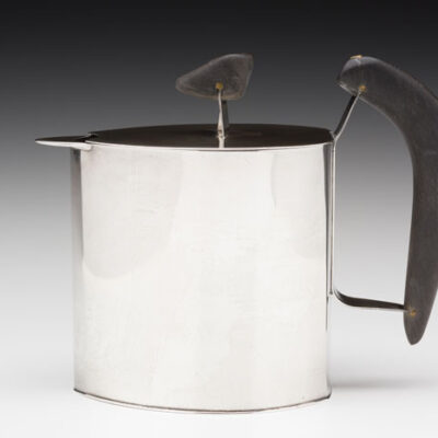 "Arieto ""Harry"" Bertoia (American, born Italian, 1915-1978) Teapot"