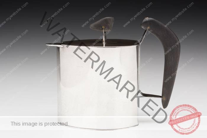 Harry Bertoia Teapot