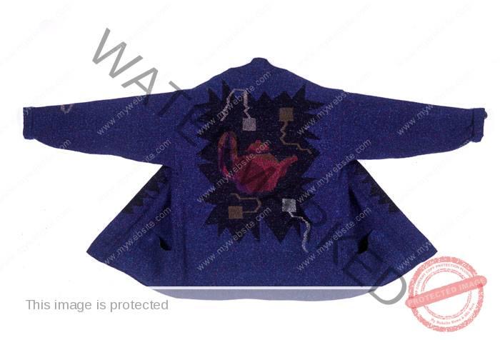 Barbara Brandel (American, b. 1948) Woman's Jacket