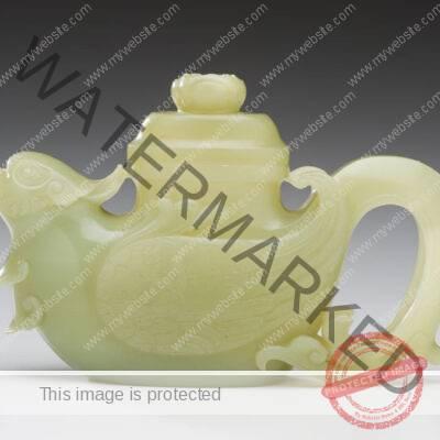 Duck Teapot