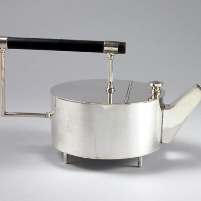 Christopher Dresser (British, 1834-1904)/ Alessi (Italy) Teapot