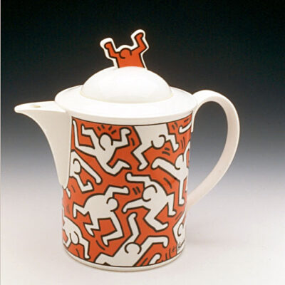 Keith Haring (American, 1958-1990)/ Villeroy & Boch (Germany) A Piece of Art