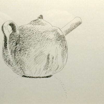 David Hockney (British, b. 1937) Henry's Teapot