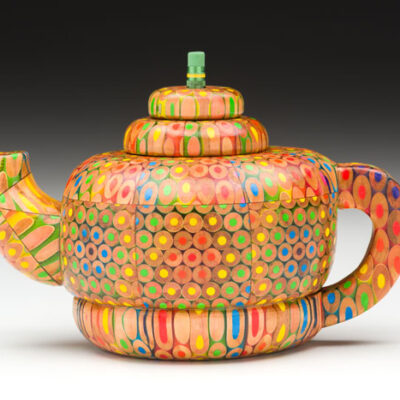 Jennifer Maestre (American, born South Africa, b. 1959) Teapot