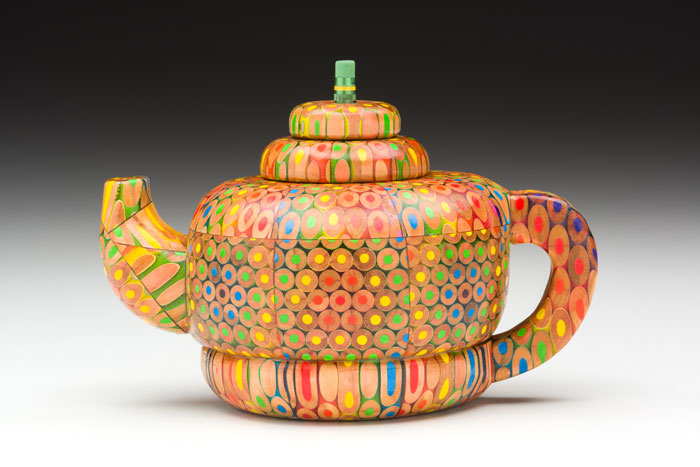 Jennifer Maestre (American, born South Africa, b. 1959) Teapot
