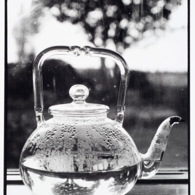 Linda McCartney (American, 1941-1998) Through a Glass Teapot