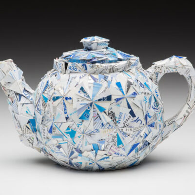Amy Orr (American, b. 1954) Teapot