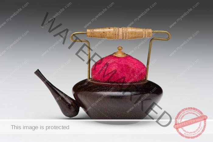 (England) Teapot Pin Cushion