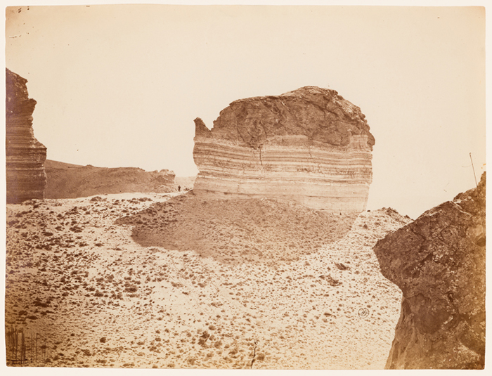 tea frontier geology