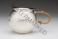 Gary Noffke Silver Teapot