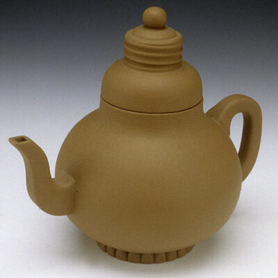Richard Notkin, Yixing teapot, ceramic