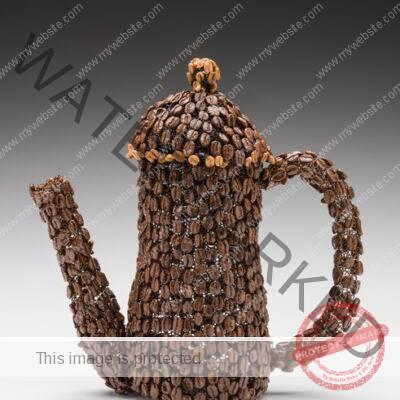Joan Dulla Coffee Pot