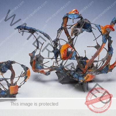 Raymon Elozua Wire Teapot