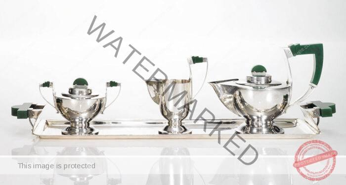 Erik Magnussen Coffee Set