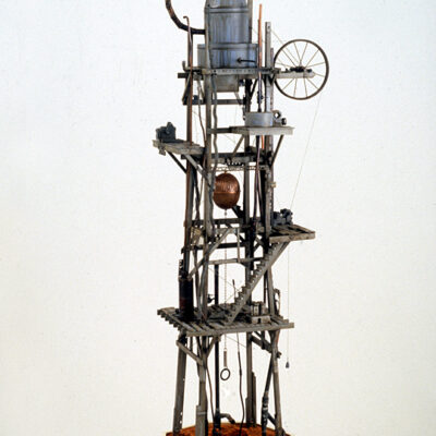 Michael McMillen Teapot Tower