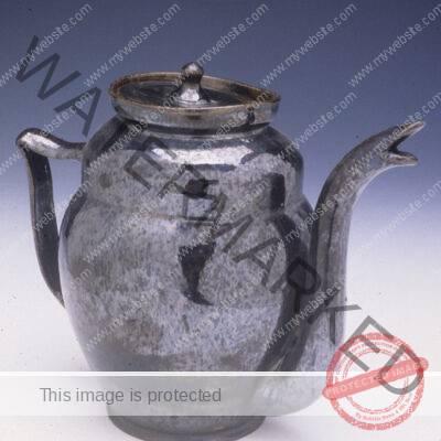 George Ohr Teapot