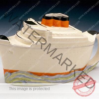 Midwinter Queen Mary teapot