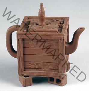 "Richard Notkin, ""Teapot from Yixing Series"""
