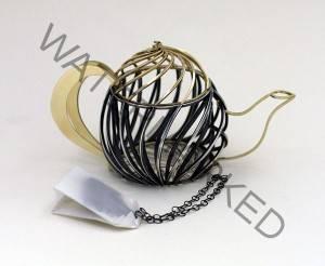 Leah Meleski, Radiant Energy: Teapot
