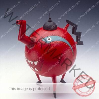 Michael Hosaluk teapot