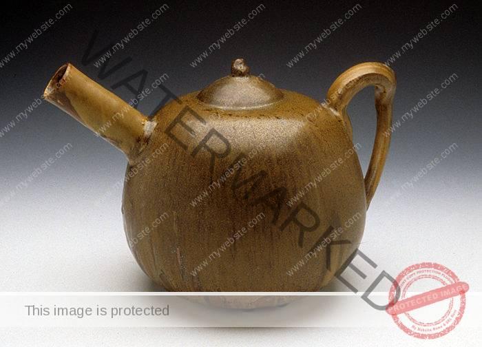 Jean-Joseph Carries Teapot