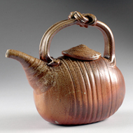 Cynthia Bringle Kamm Teapot