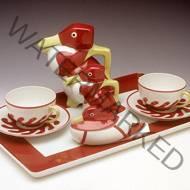 Edouard Sandoz Kamm Teapot