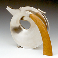 Michael Jerry Kamm Teapot-