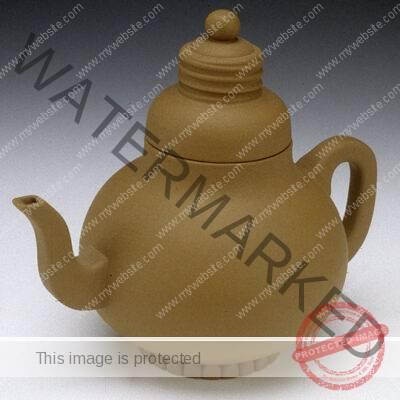 Richard Notkin, Yixing teapot, ceramic