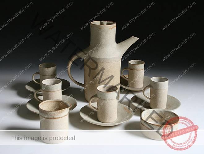 Ruth Duckworth Coffee Set