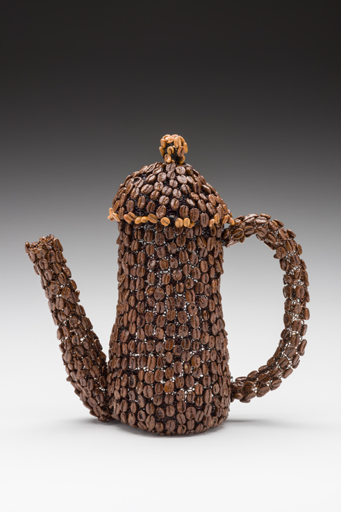 Joan Dulla Coffee Pot