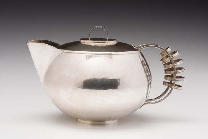 Hayno Focken Silver Teapot