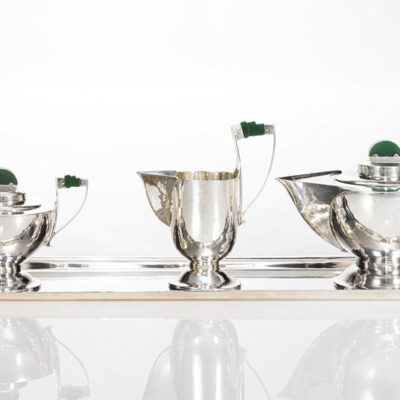 Erik Magnussen Coffee Set