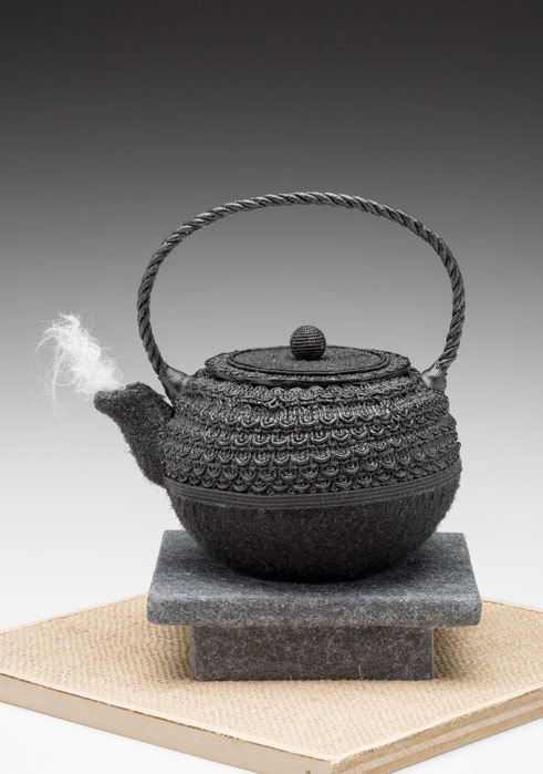 Mary Ellen Sinclair Still Life Teapot