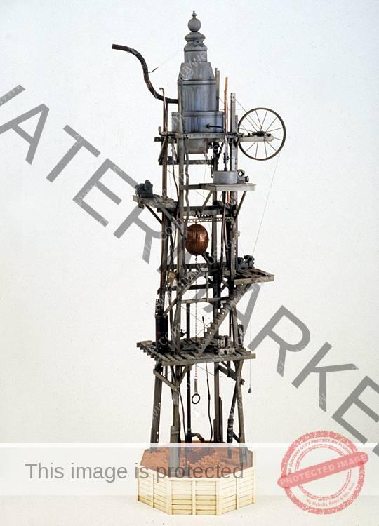 Michael McMillen Teapot Tower