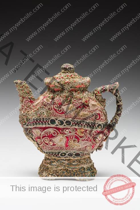 Lily Poran Russian teapot