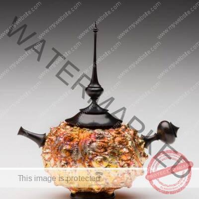 Cindy Drozda Teapot
