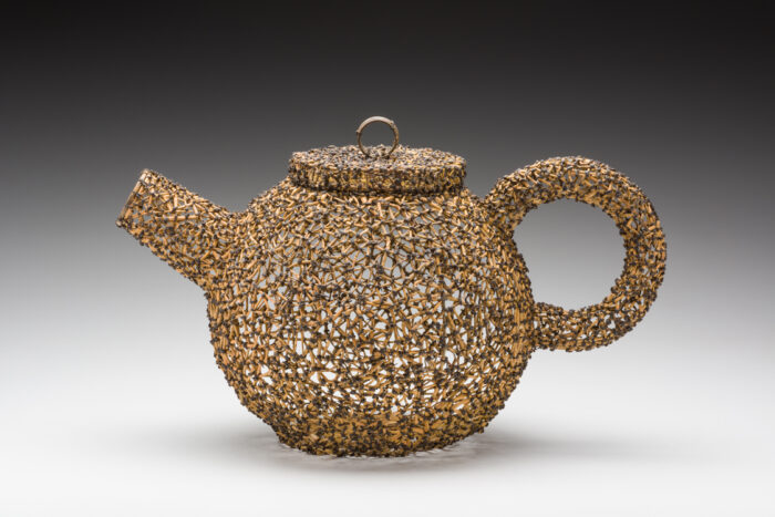 John McQueen Teapot