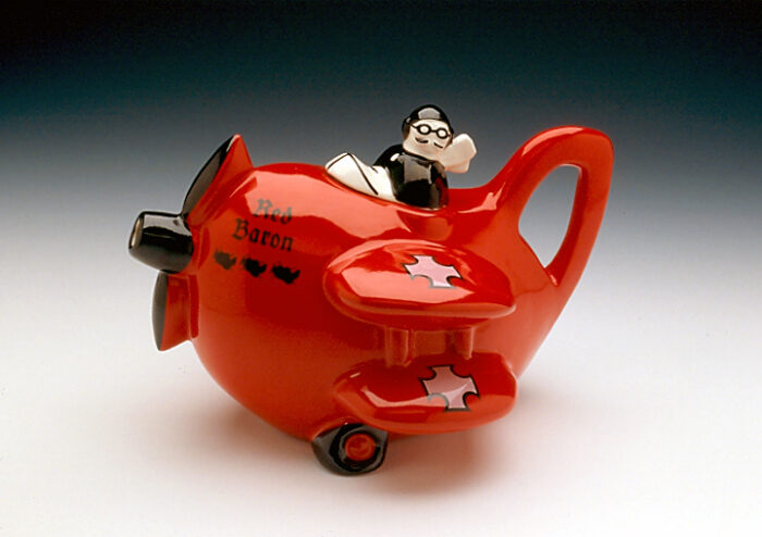 Carlton Ware Red Baron