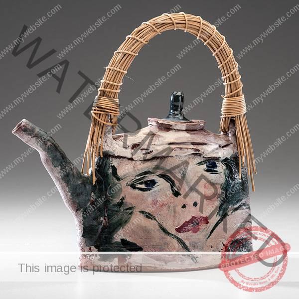 Ron Meyers, Face Teapot