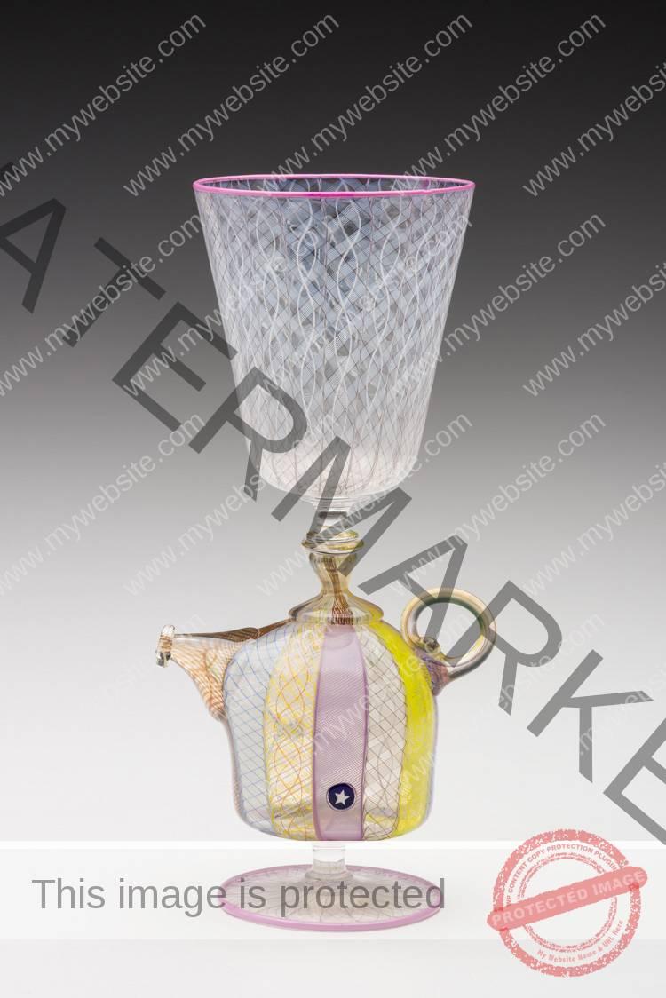 Richard Marquis, Teapot Goblet