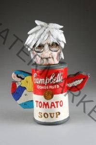 Noi Volkov Andy Warhol Teapot