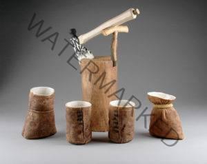 Richard Shaw Hatchet Tea Set