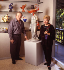 Gloria & Sonny Kamm