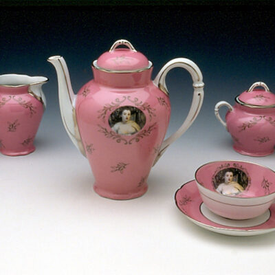 Cindy Sherman Tea Service