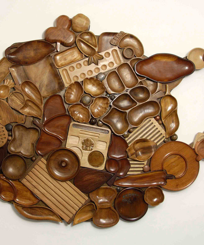 Annetta Kapon, Teapot, 2006, detail
