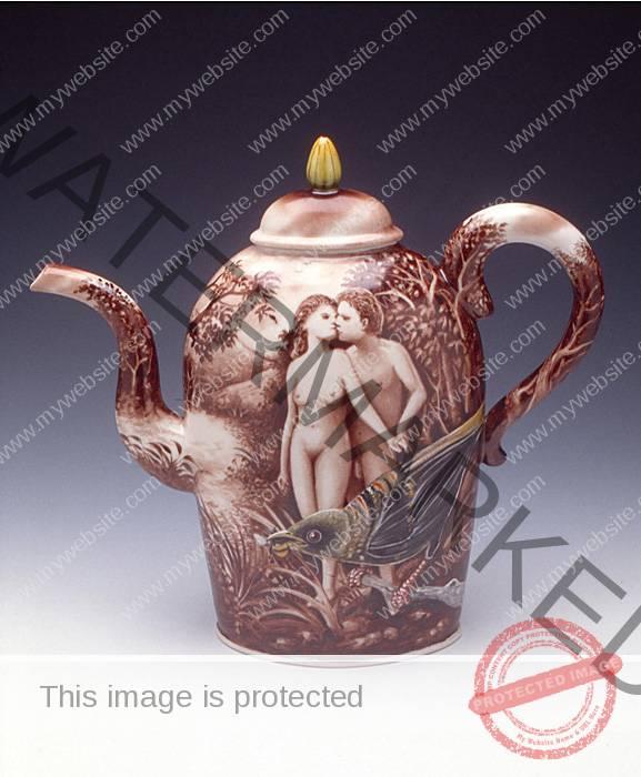 """Kurt Weiser, """"Adam and Eve"""" 1998."""