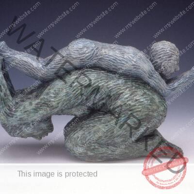 Adrian Arleo ceramic teapot sculpture