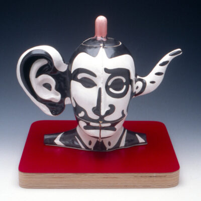 Chuck Aydlett Still Tea-Set 1995