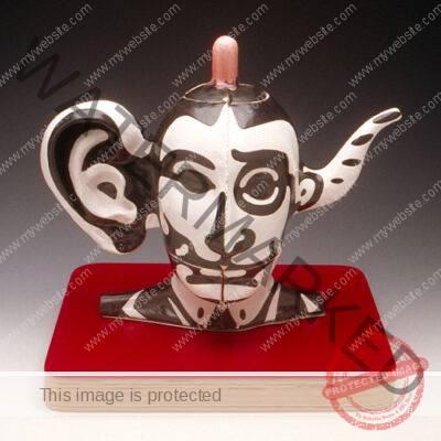 Chuck Aydlett Still Tea-Set